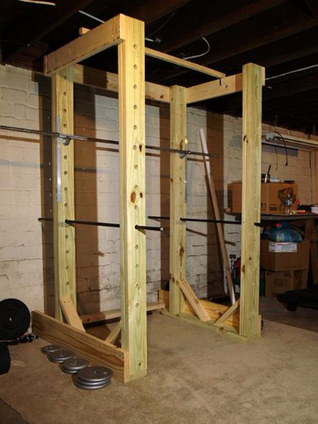 You are currently viewing DIY Gym Equipment